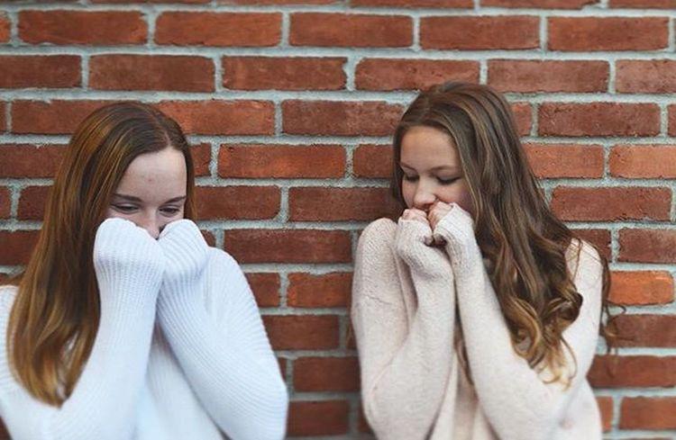 Alison and Serria