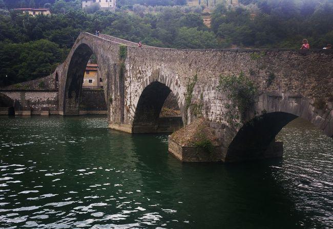 EyeEm Best Shots Popular Photos Taking Photos First Eyeem Photo Beauty In Nature EyeEm Gallery Bridge Borgo A Mozzano Medieval Architecture
