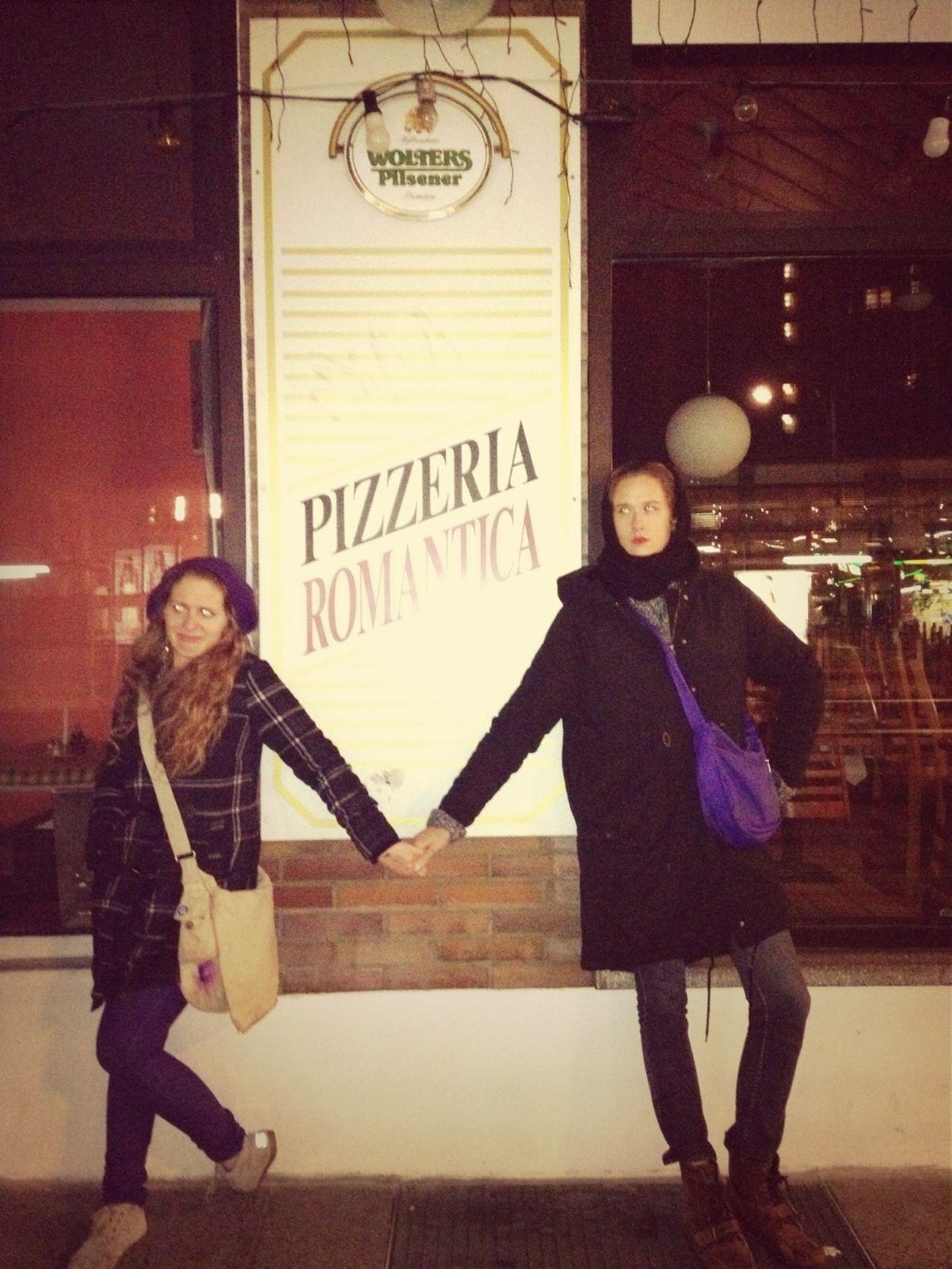 Pizza Romantica