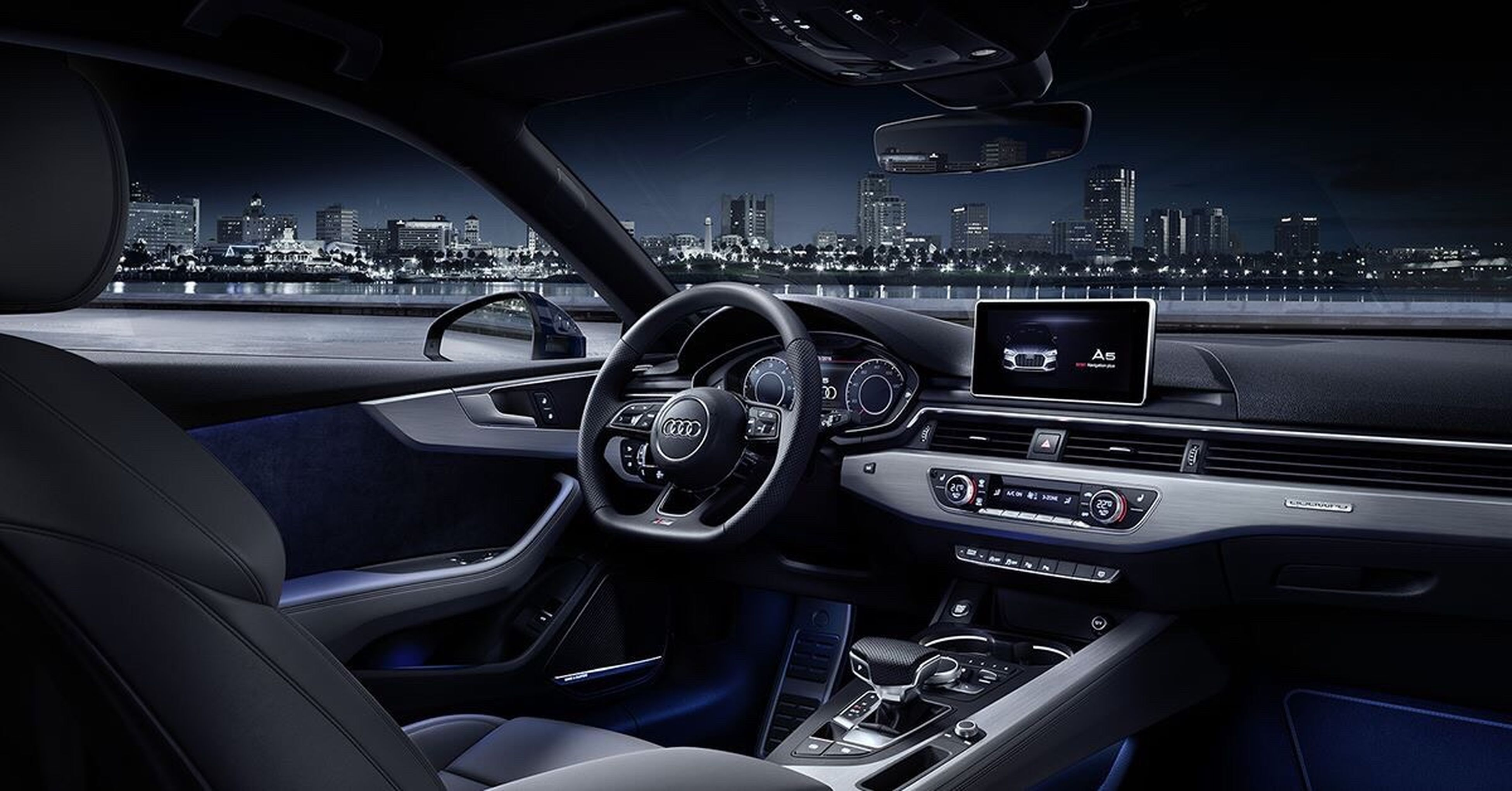 vehicle interior, dashboard, transportation, car interior, city, no people, illuminated, architecture, day, cityscape, speedometer, outdoors
