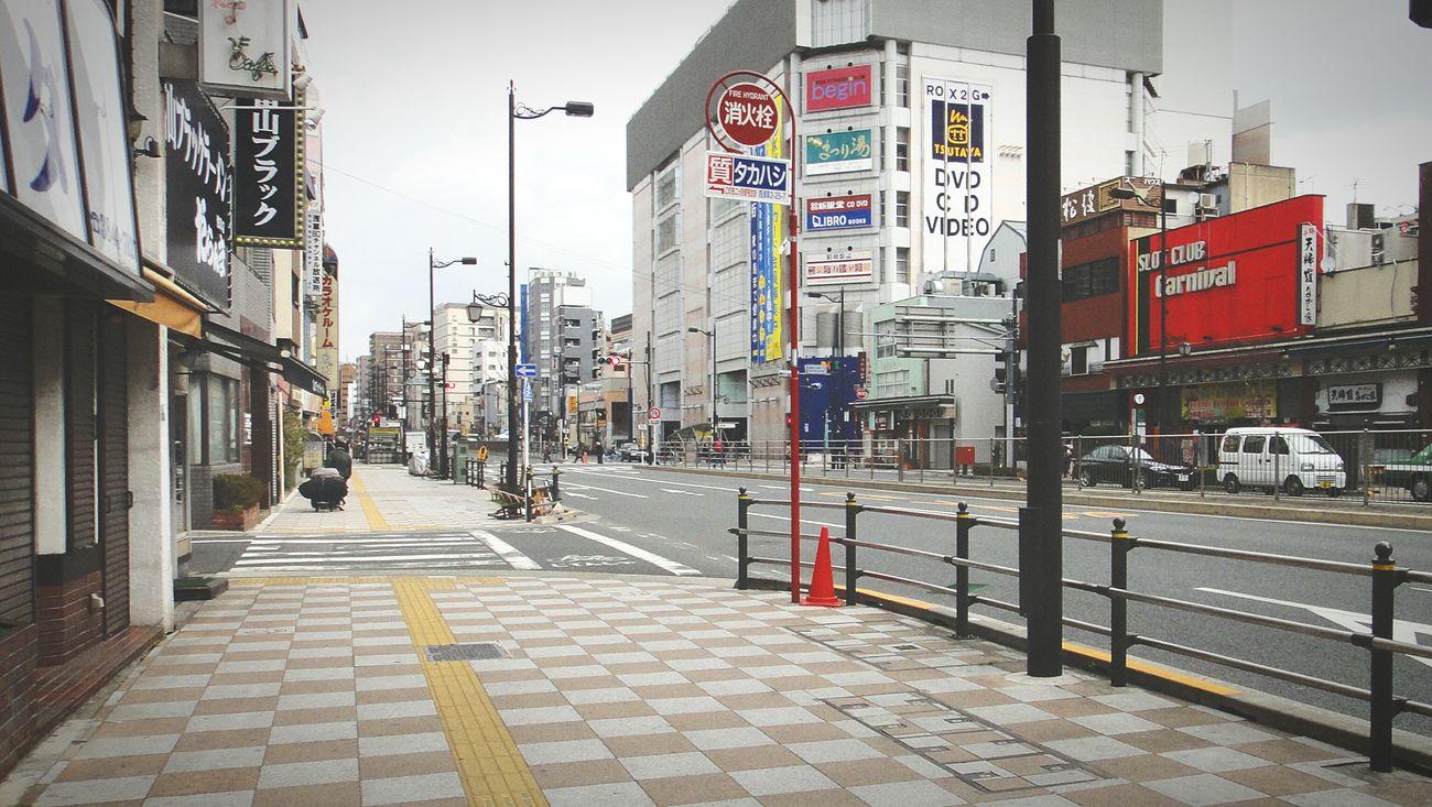 City Street Sidewalk City Life Travel Destinations Road City Street Japan Tokyo,Japan Tokyo Street Photography Tokyo Days Asakusa Tawaramachi Morning Walk Built Structure Newtalent Building Exterior City Street