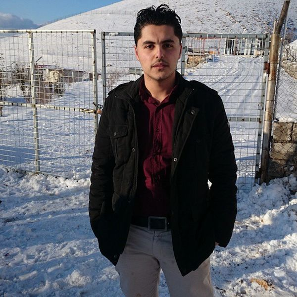 🇭🇪🇲🇳 ™ I was with my University classmates at Azmar because of Snow ❄ it was a good time for everyone 😳 Me NoFilter snowing Kurdish kurd Kurdistan iraq Azmir