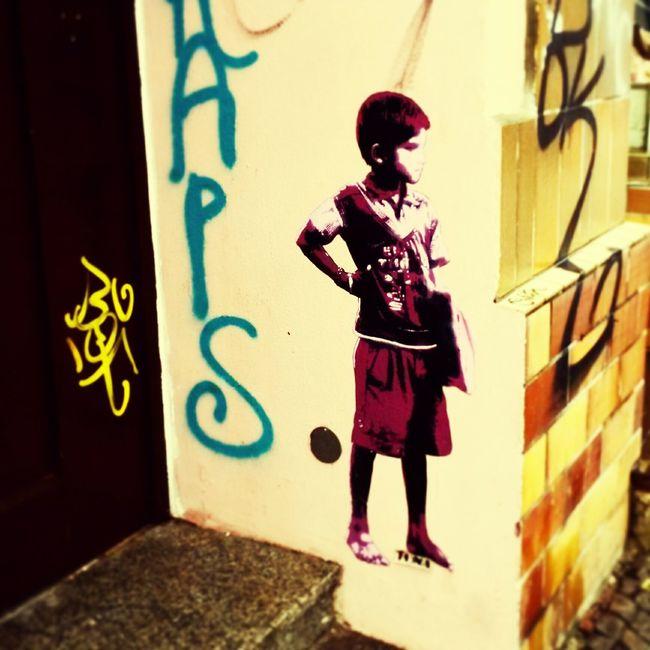 Streetartleipzig Graffiti Art Streetart Graffiti Rascal Stencilart StreetArtEverywhere Stencil Connewitz