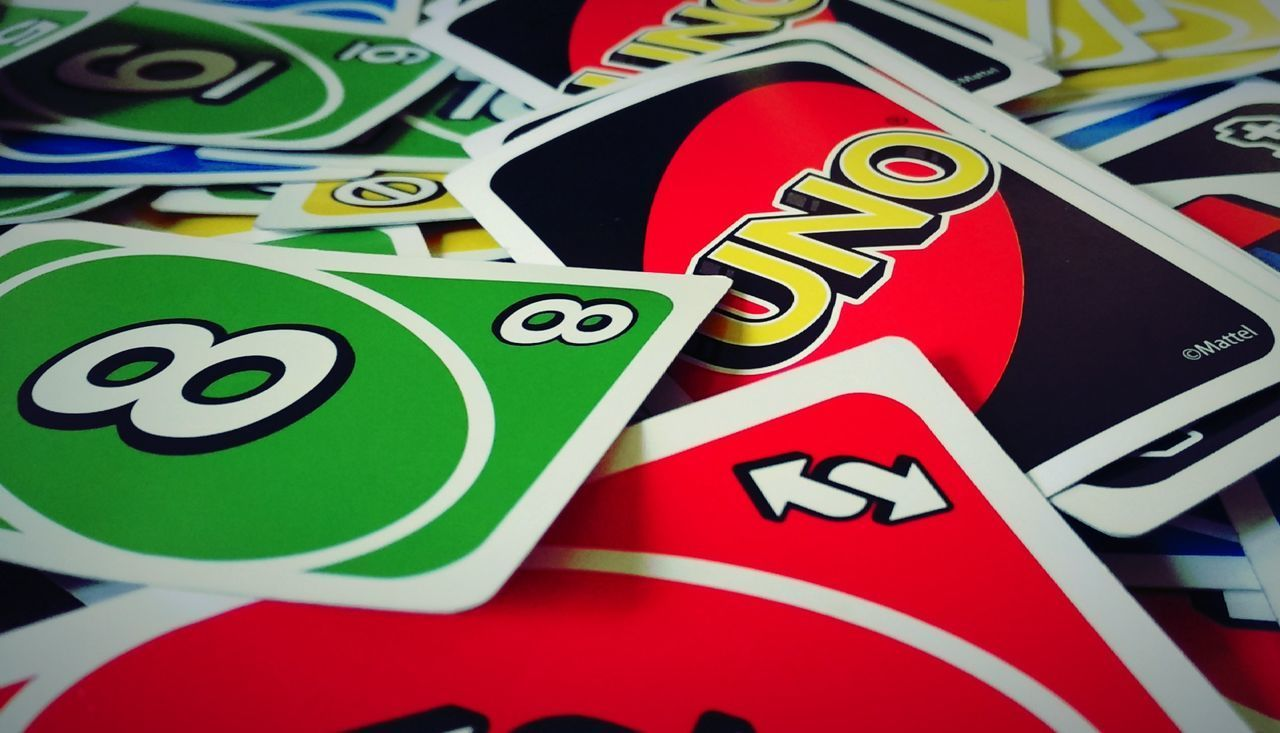 UNO Game Cards Game Fun Mi4iclicks