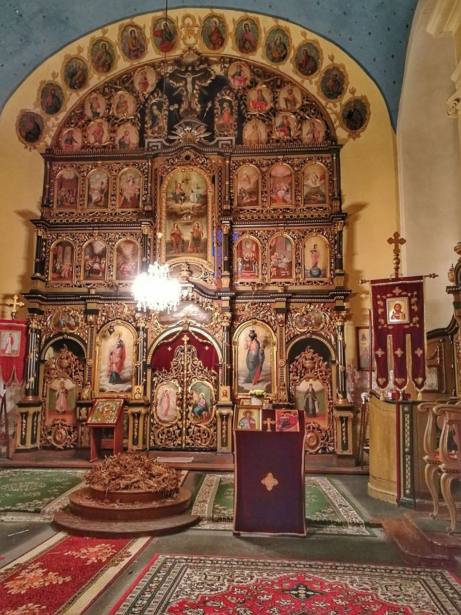 Taking Photos Ortodox Ortodox Church Prayer First Eyeem Photo