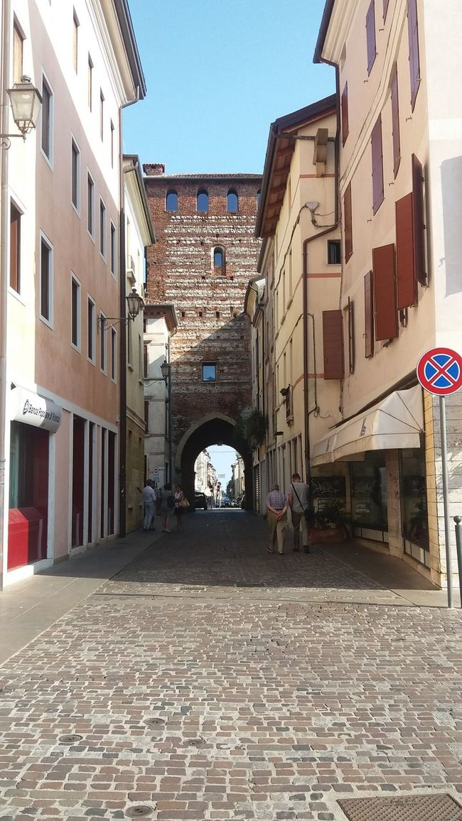 Italy Taking Photos Streetphotography Bassano Del Grappa Arco Bogen