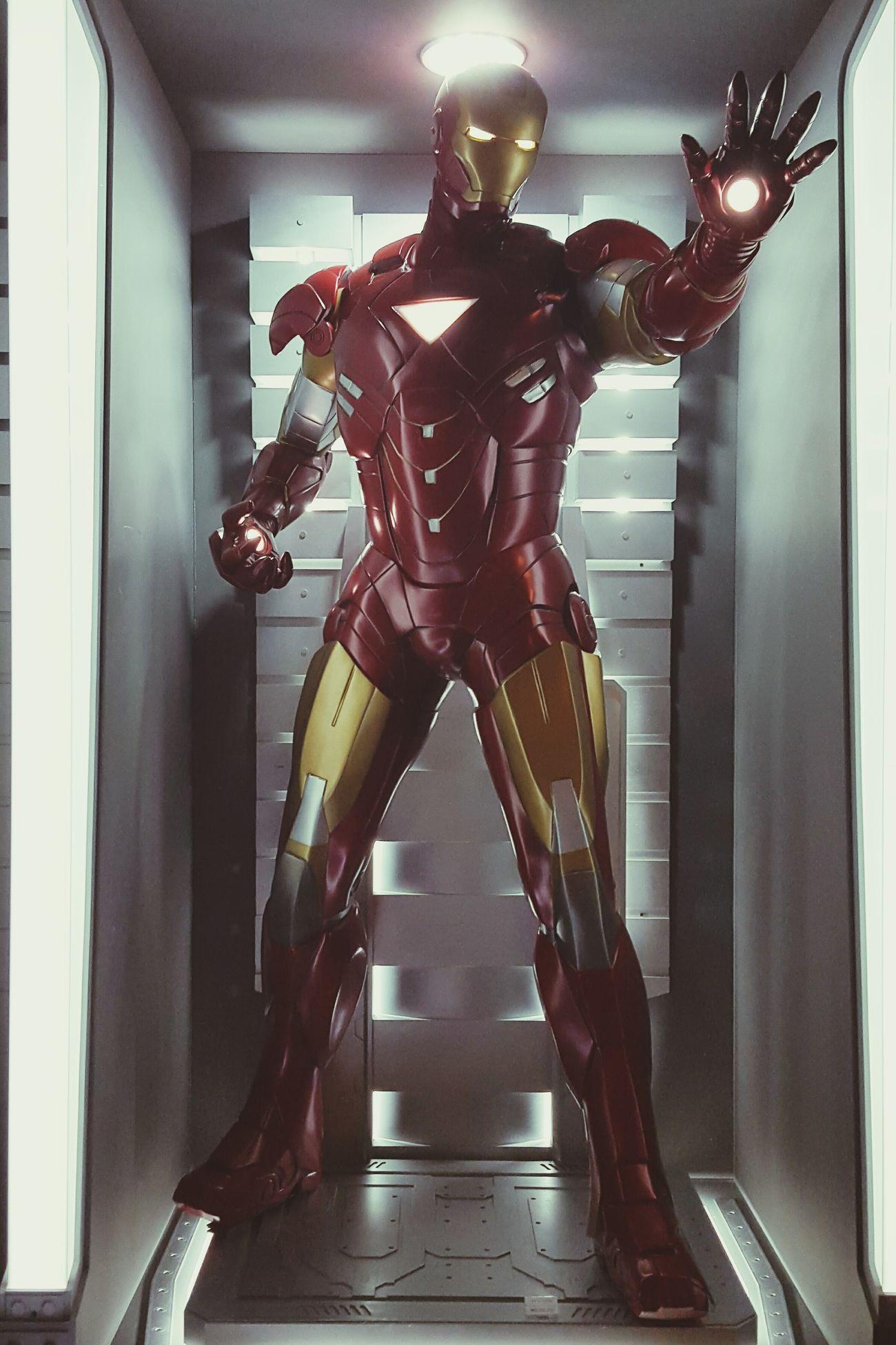 Avengers Ironman Kidult