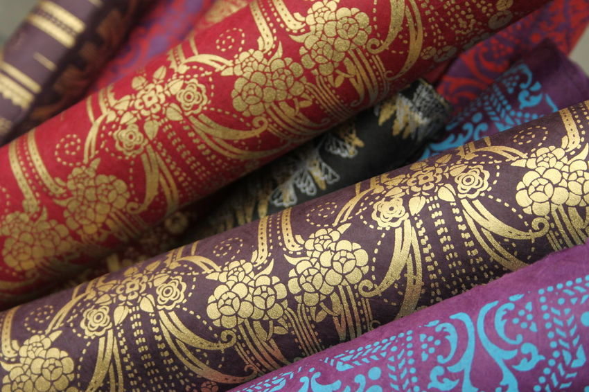 Brixton Market  EyeEmNewHere Golden Brixton Close-up Colorful Design Full Frame Pattern Textile Wrapping Paper Full Frame Shot No People