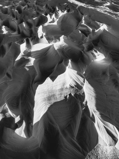 Backgrounds Beauty In Nature Cave Close-up Day Full Frame Geology Nature No People Outdoors Pattern Physical Geography Textured