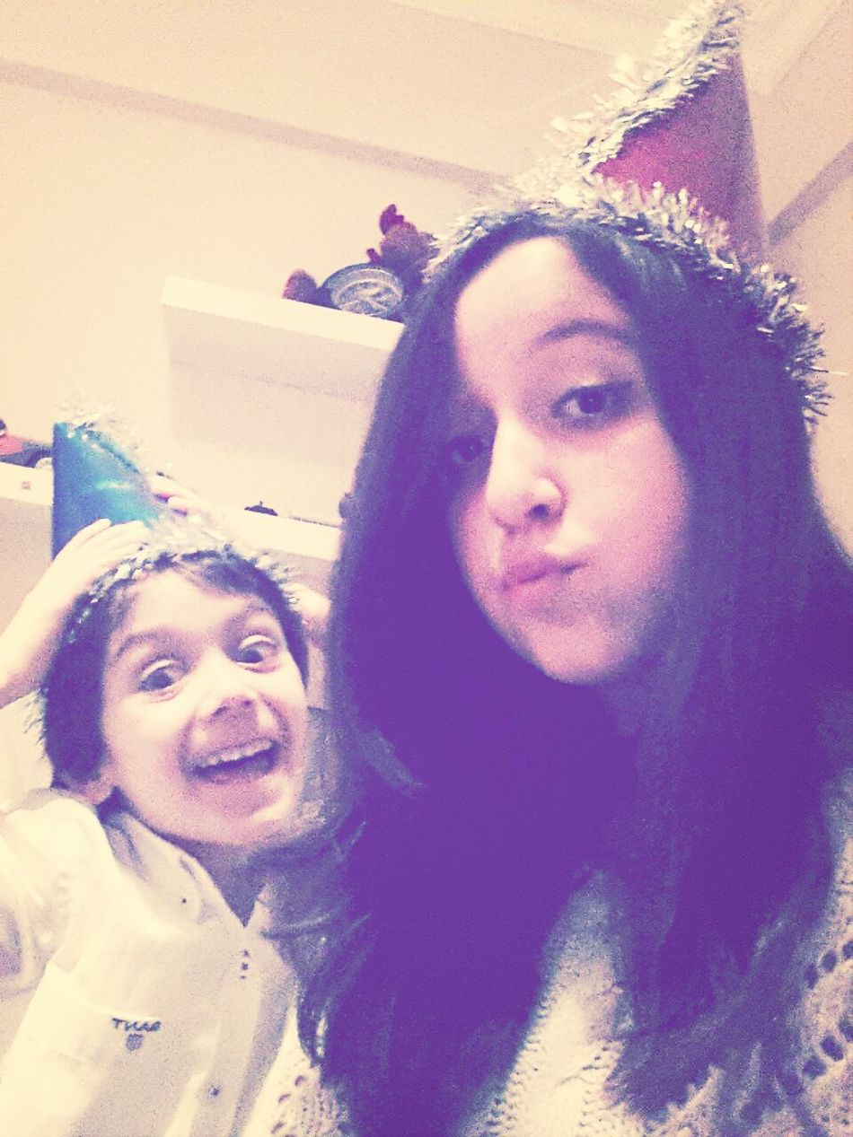 Kuzenim oluyor bu velet ^_^ Smile ✌ Happynewyear2014 Beautiful ♥ That's Me
