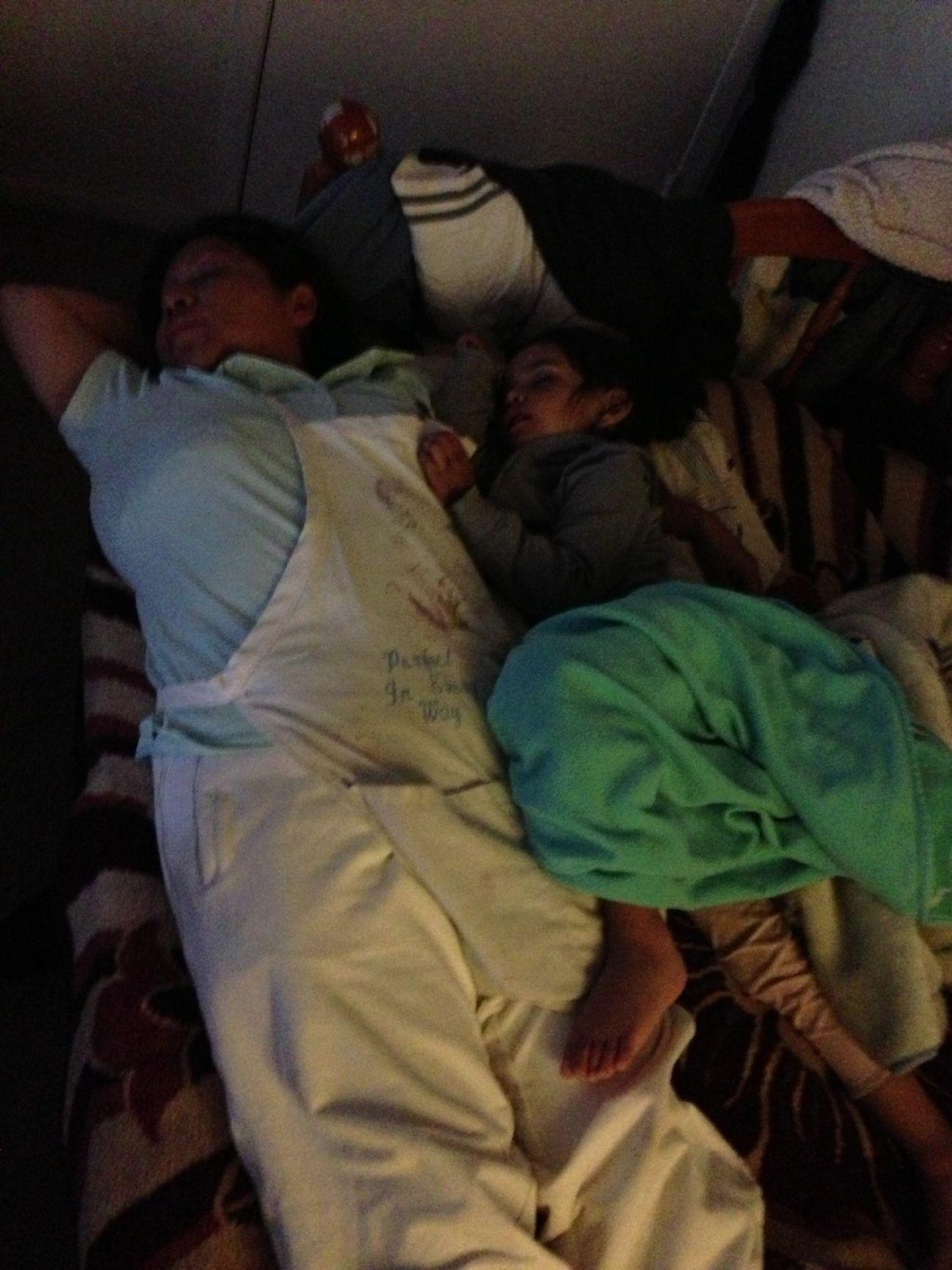 Nap With Abuelita