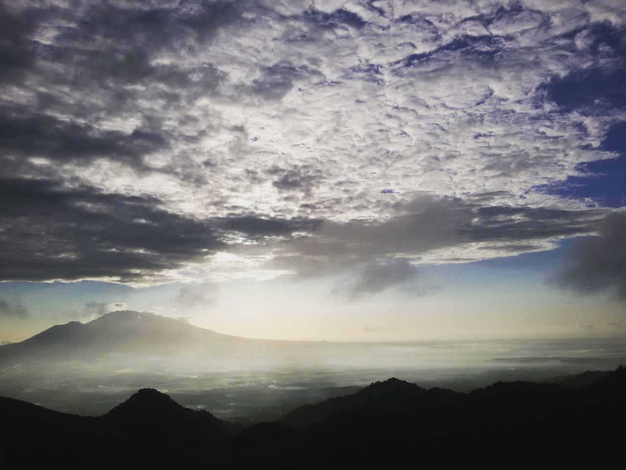 Mountain Nature Cloud - Sky Landscape Beauty In Nature Tranquility Ethereal Sky Outdoors Scenics Mountain Range Power In Nature Planet Earth TravelPhilippines Philippines Nature Summer Beauty In Nature Sunset