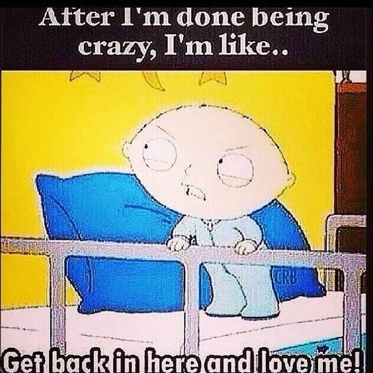 Crazy Stewie Quote Quotes loveme