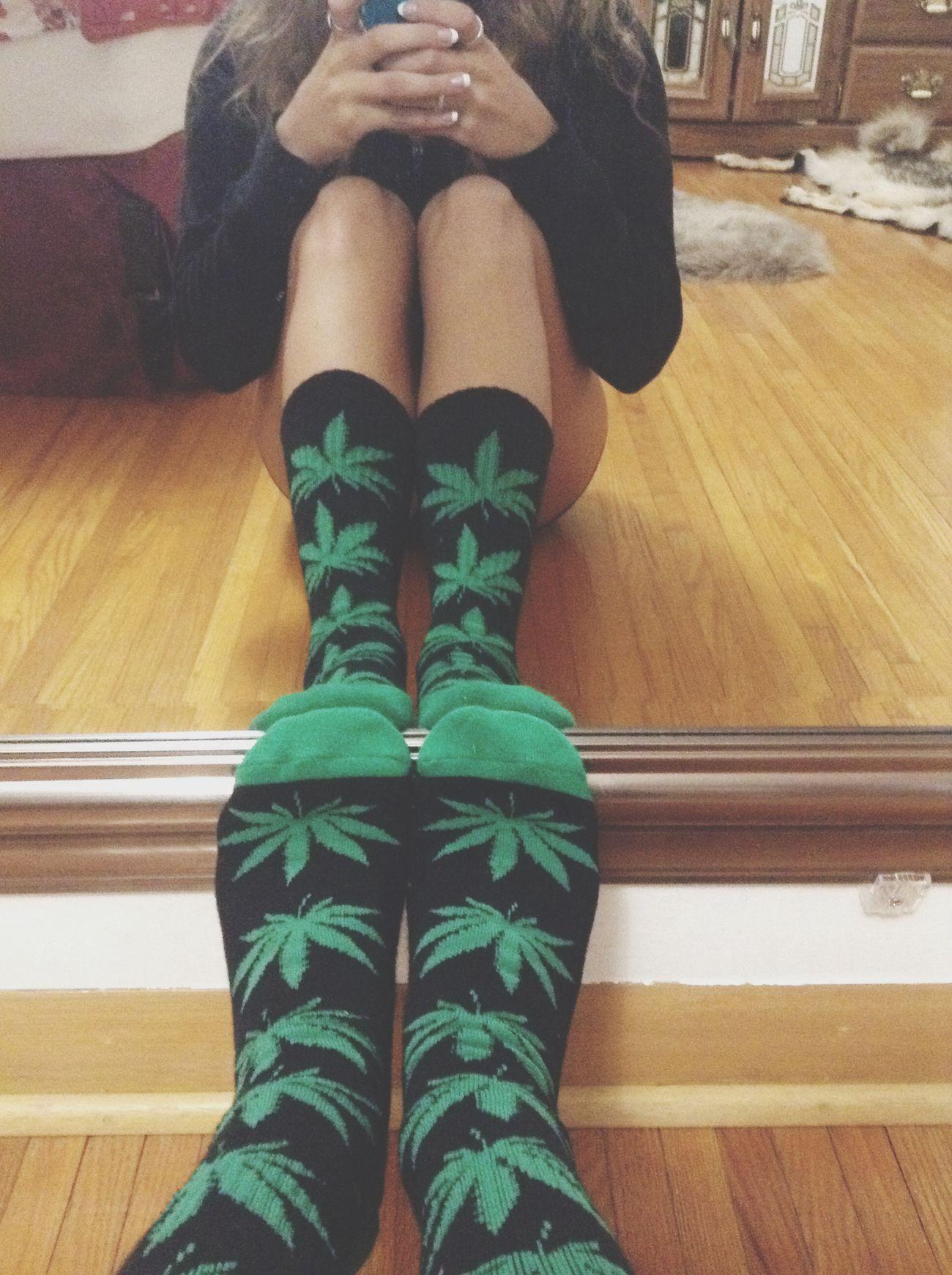 Weed, Huff Socks Stonerdays
