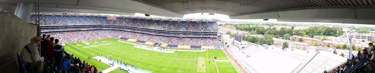 What a view! CrokePark Pennstate American Football
