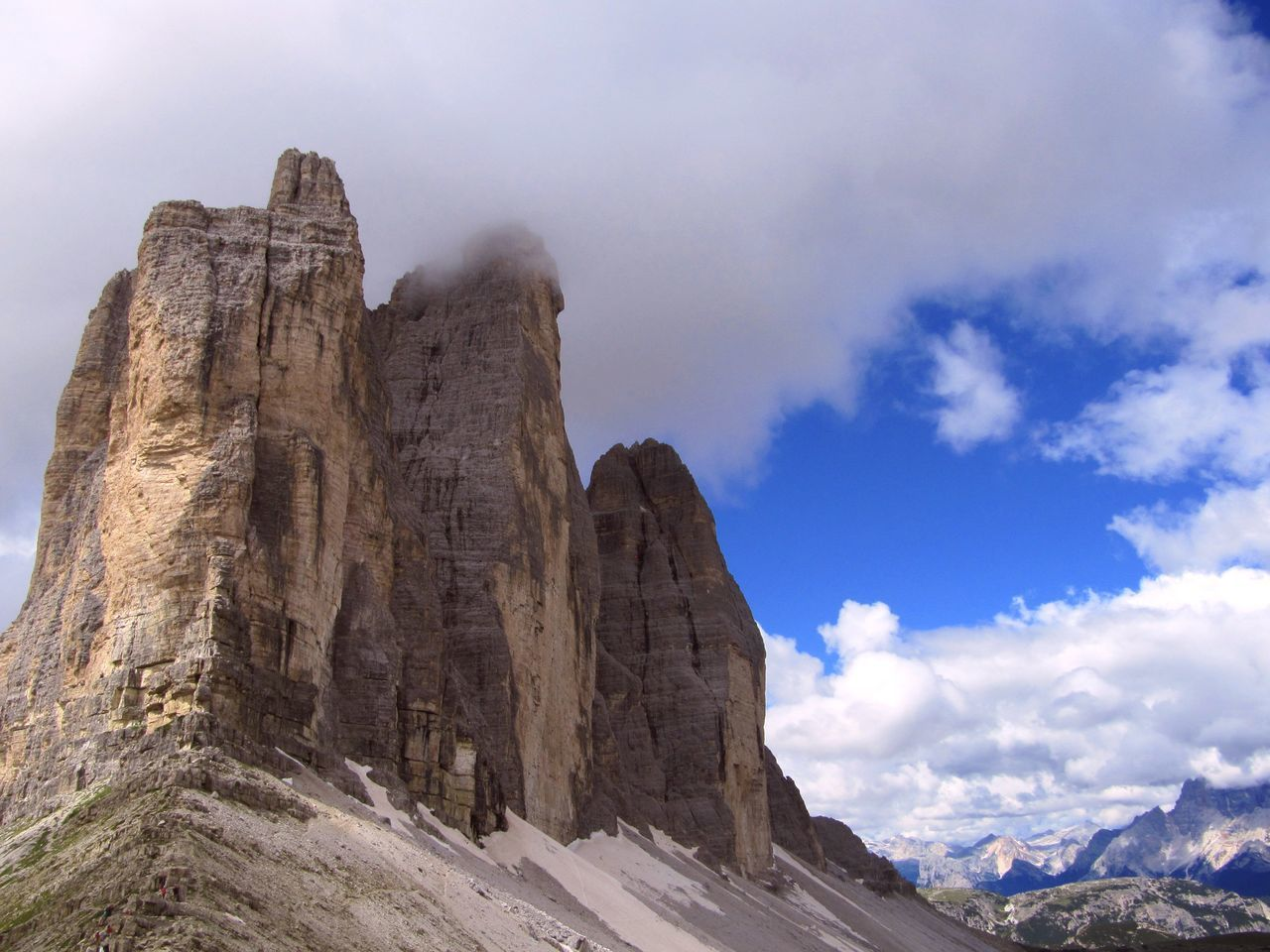 The Environmentalist – 2014 EyeEm Awards Dolomiti Landscape Rocky Mountains Italy, Tre Cime Di Lavaredo