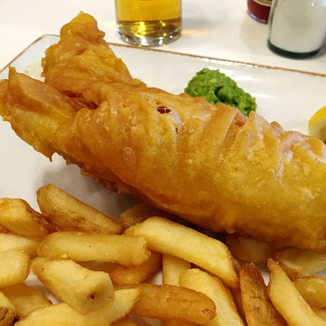 Classic Style Fish & Chips