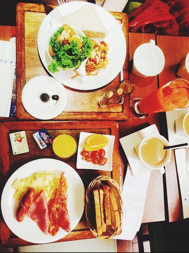 Cafe France breakfast delux CafeFrancePh