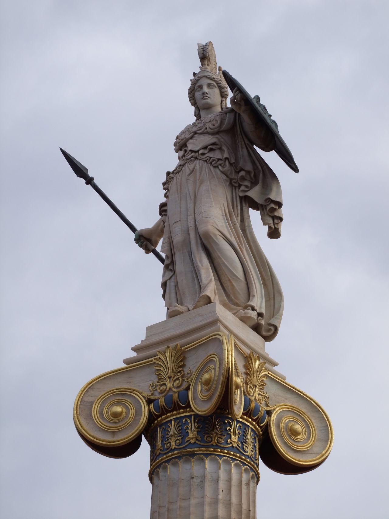 Beautiful stock photos of athens, Ancient, Architectural Column, Art, Art And Craft