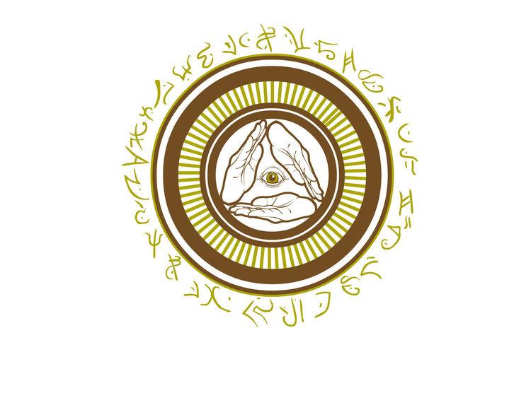 Astral Astral Eye Gold Mantra Mantrid Relax Runes Zauglom