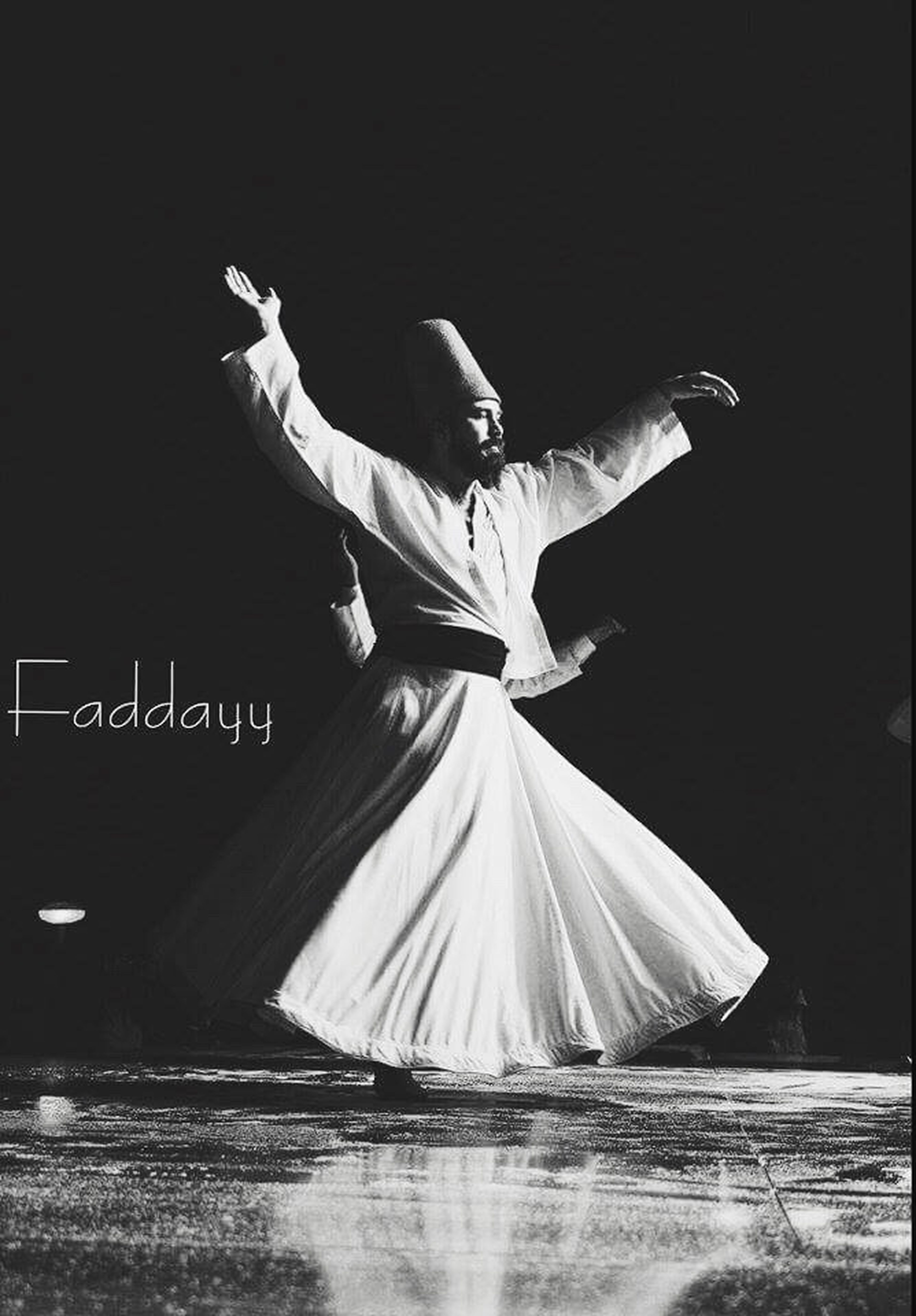 Sufi Music And Sufi Dance ❤ Arts Culture And Entertainment One Person Actor Adult Theatrical Performance Young Adult Performance Sufism Turkey Blackandwhite Monochrome Photography First Eyeem Photo