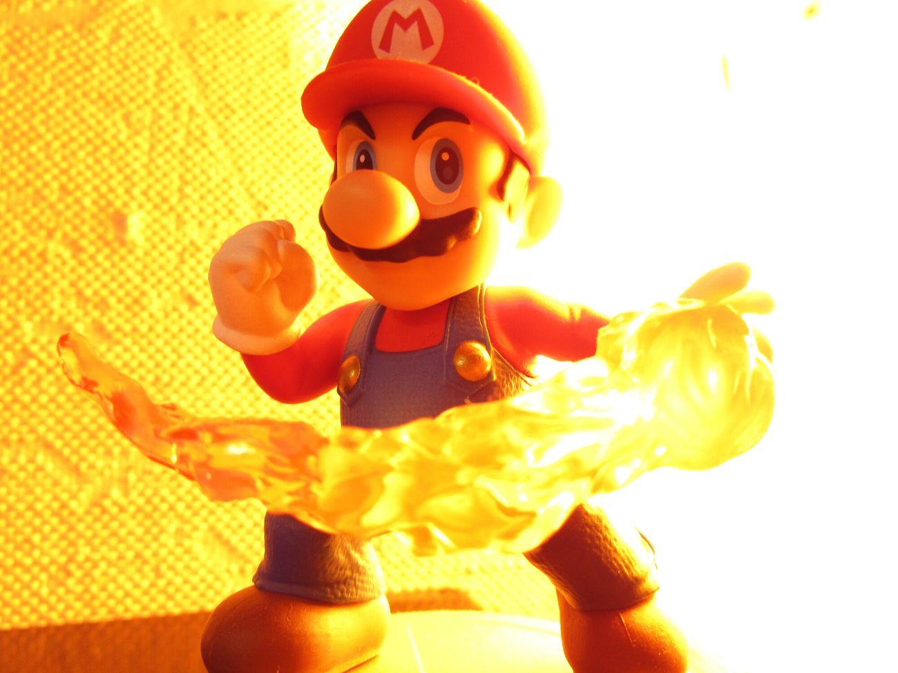 Gaming Amiibo Amiibos Mario