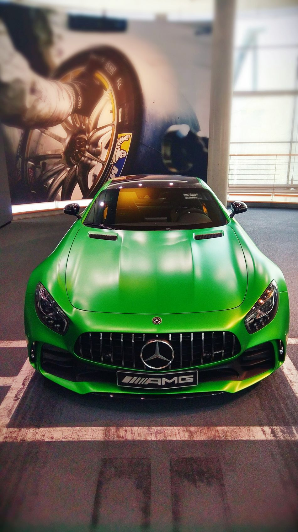 Beast Monster AMG AMG Power Amg Gt AMG GTR Best EyeEm Shot Beauty Car Indoors  Racecar No People Hanging Out Berlin Cool Taking Photos Mercedes-Benz Hot Automobile Cant Touch This Chill ✌️😘😚😽 Green Hell