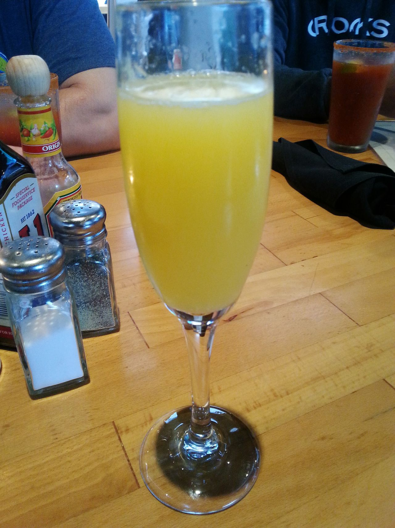 Mimosa Sundaymorning Drink Drinking Glass Alcohol Wineglass Refreshment No People Indoors  Close-up Day
