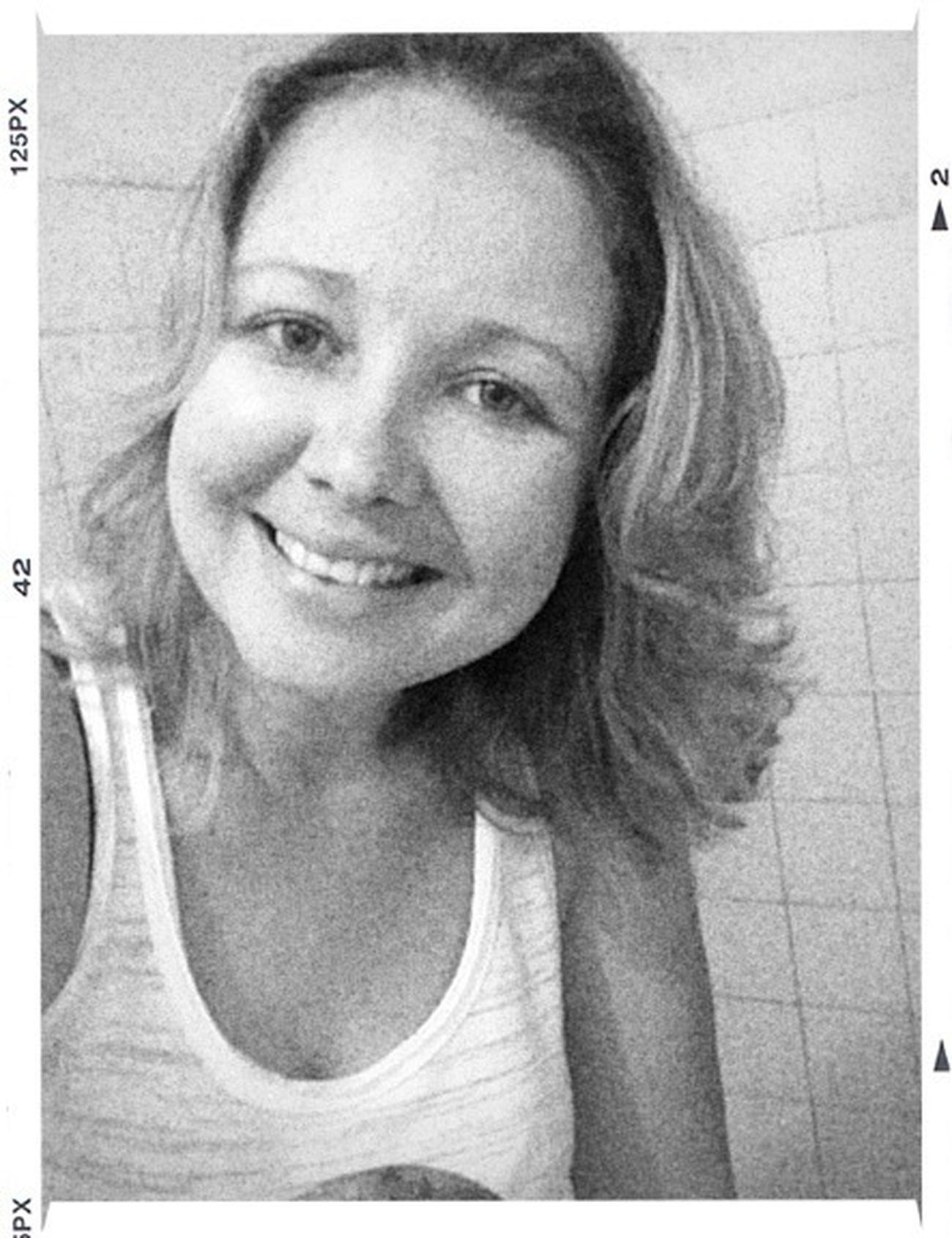 Blackandwhite Smile Selfportrait Show Me Your Smile