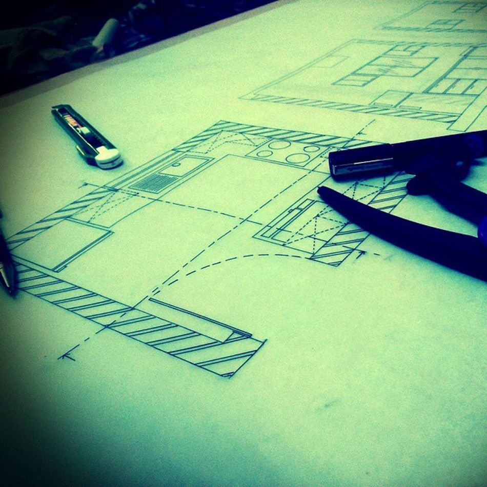 Beinganarchitect 😎 PlanElevationSections😝😛