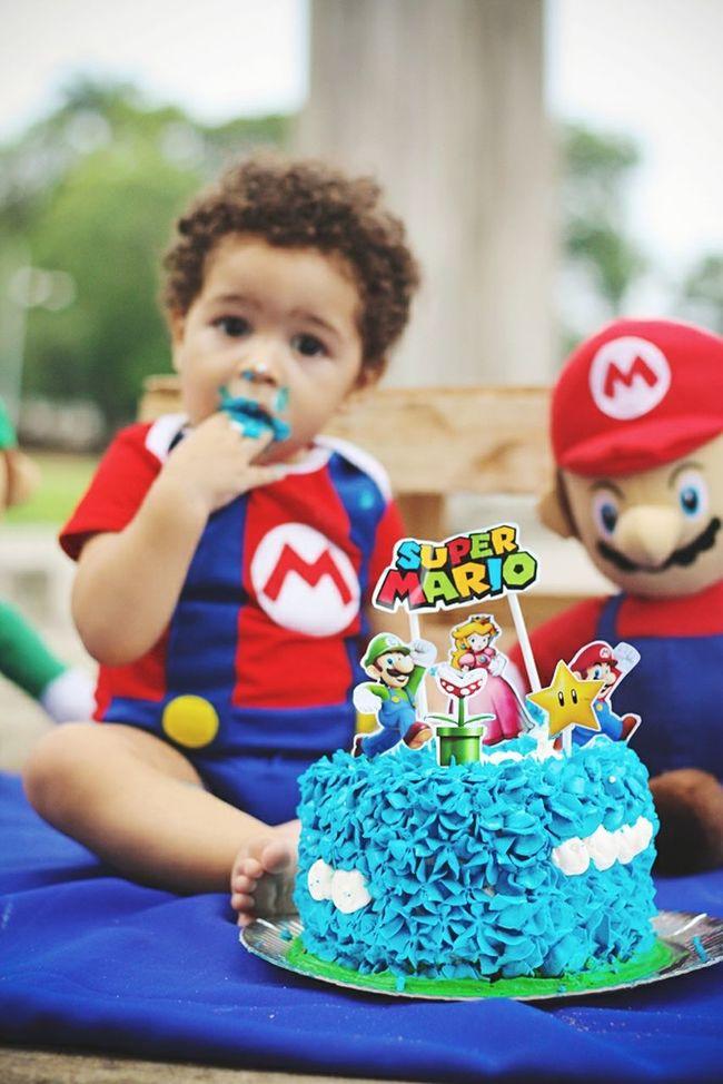 SuperMarioBros Babyboy Kalevi NotMyPhoto