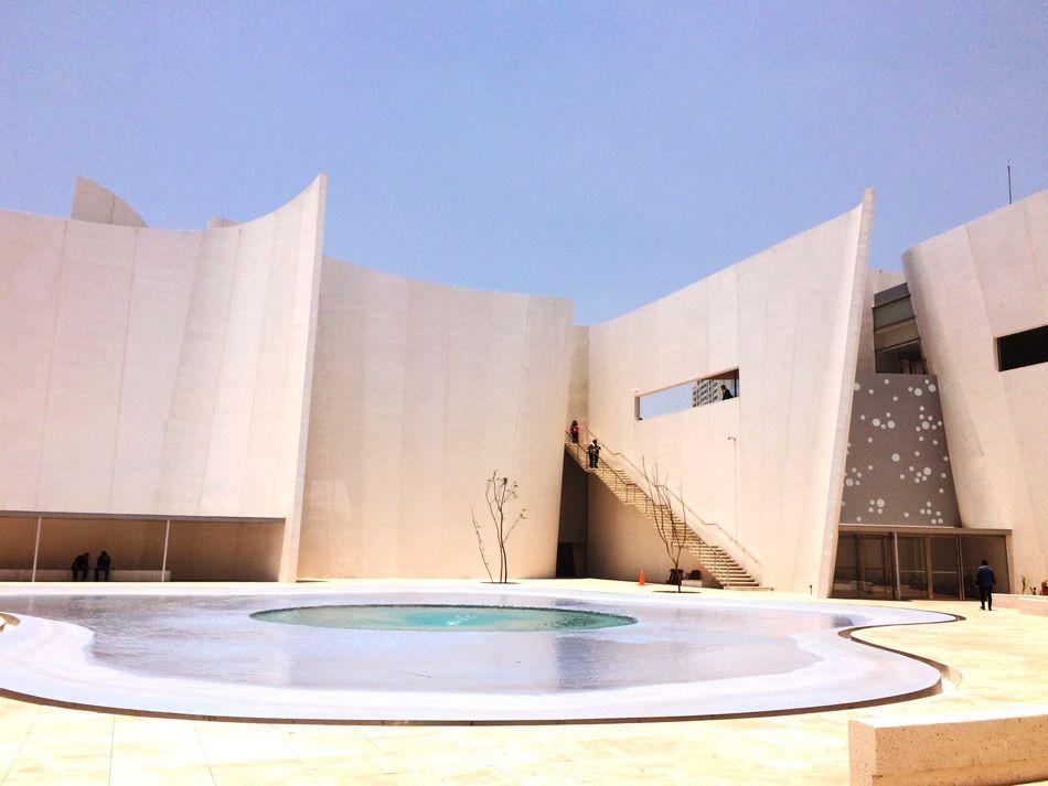 MIB Arquitectura México Diseño ToyoIto Puebla