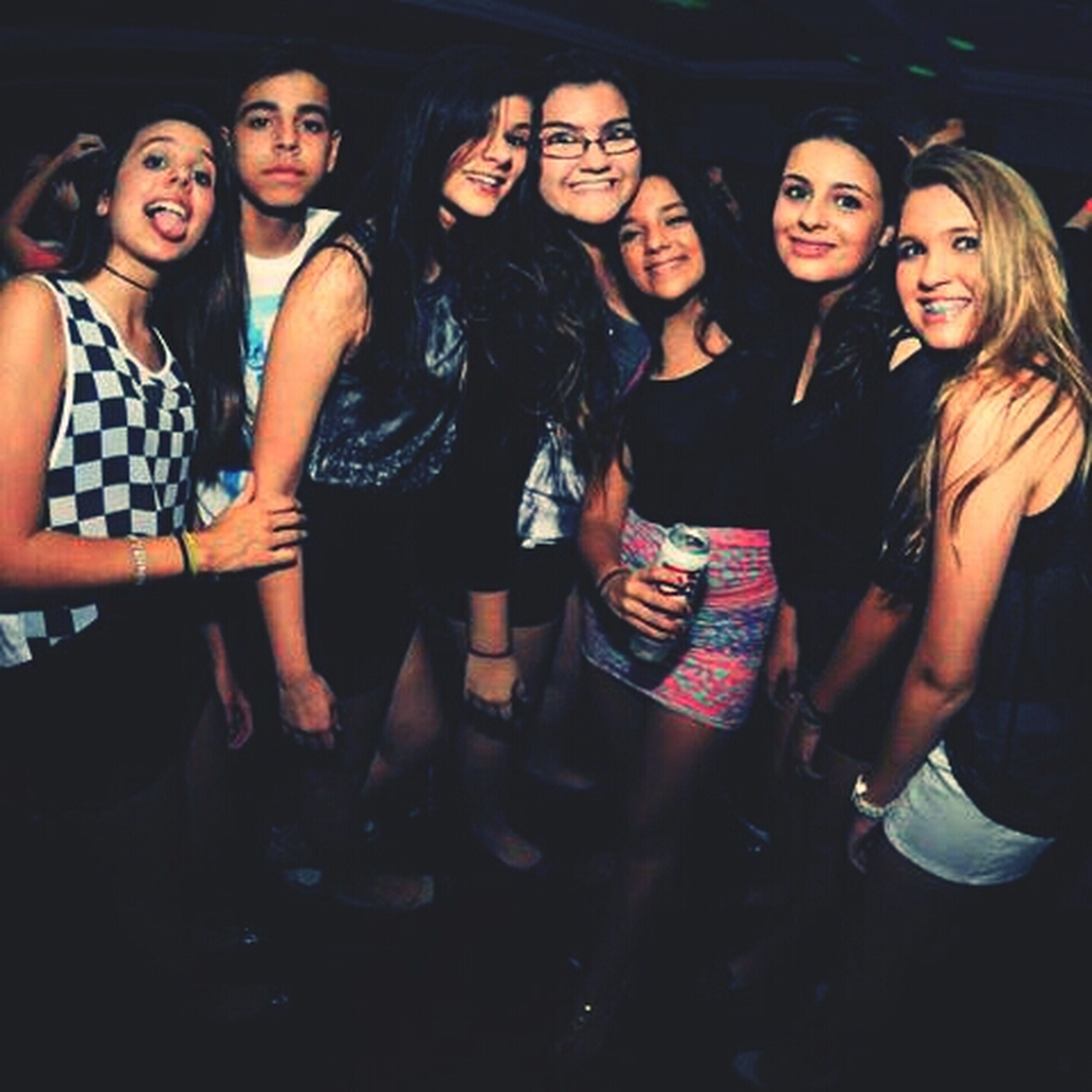 Partying Young, Wild And Free Girls Fun
