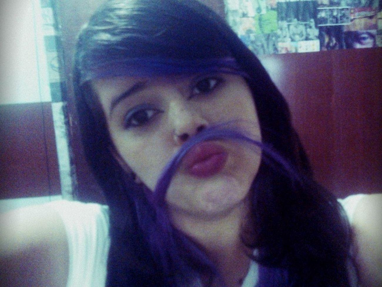 # Bicodinho # Roxo # Love <3