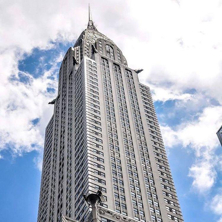 Onlinenewyork NYC Photography Architecture Chrysler Skyscraper Photography Travelphotography Nycdotgram Nycprimeshot