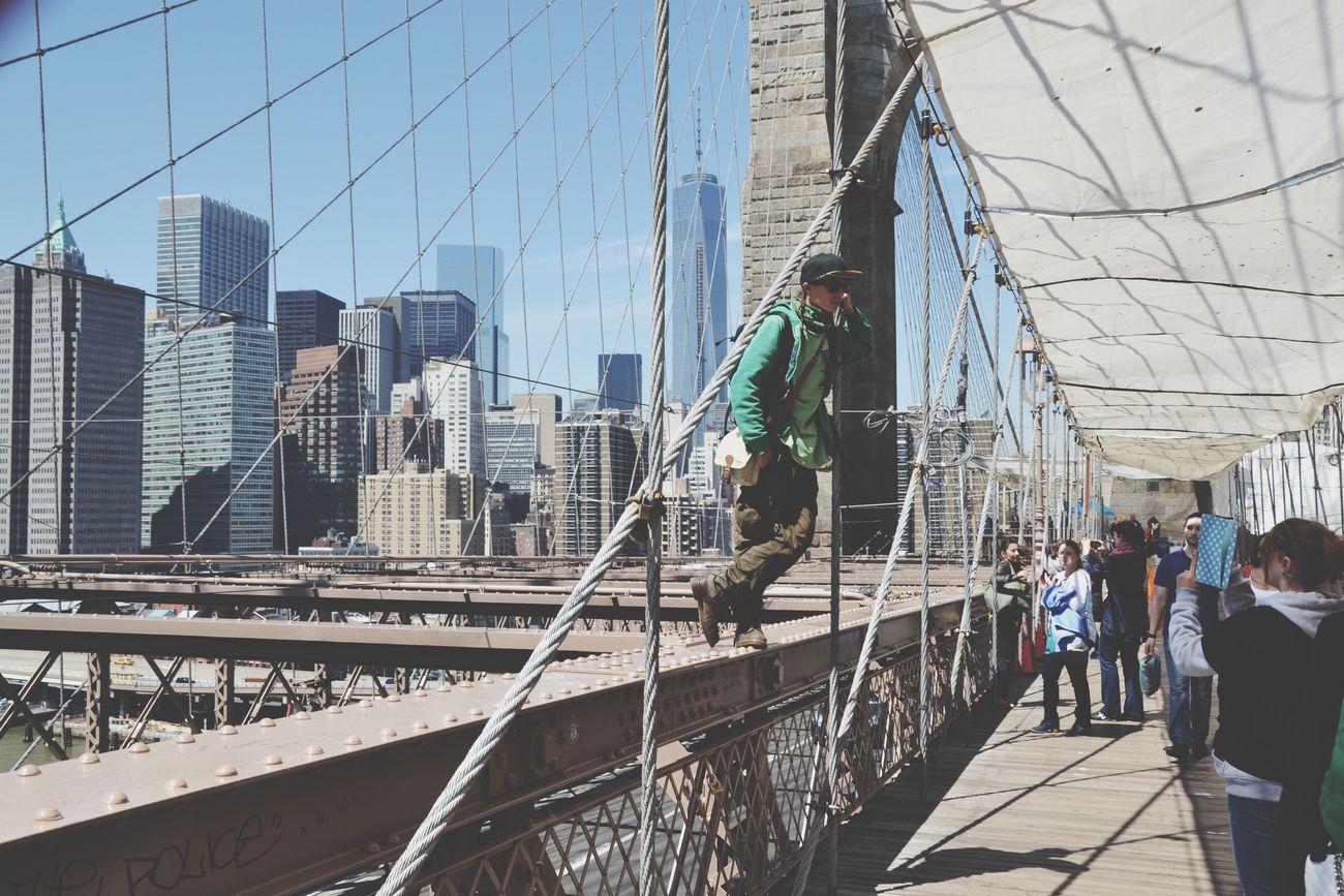 what else? Bridge Sensation Photography Man