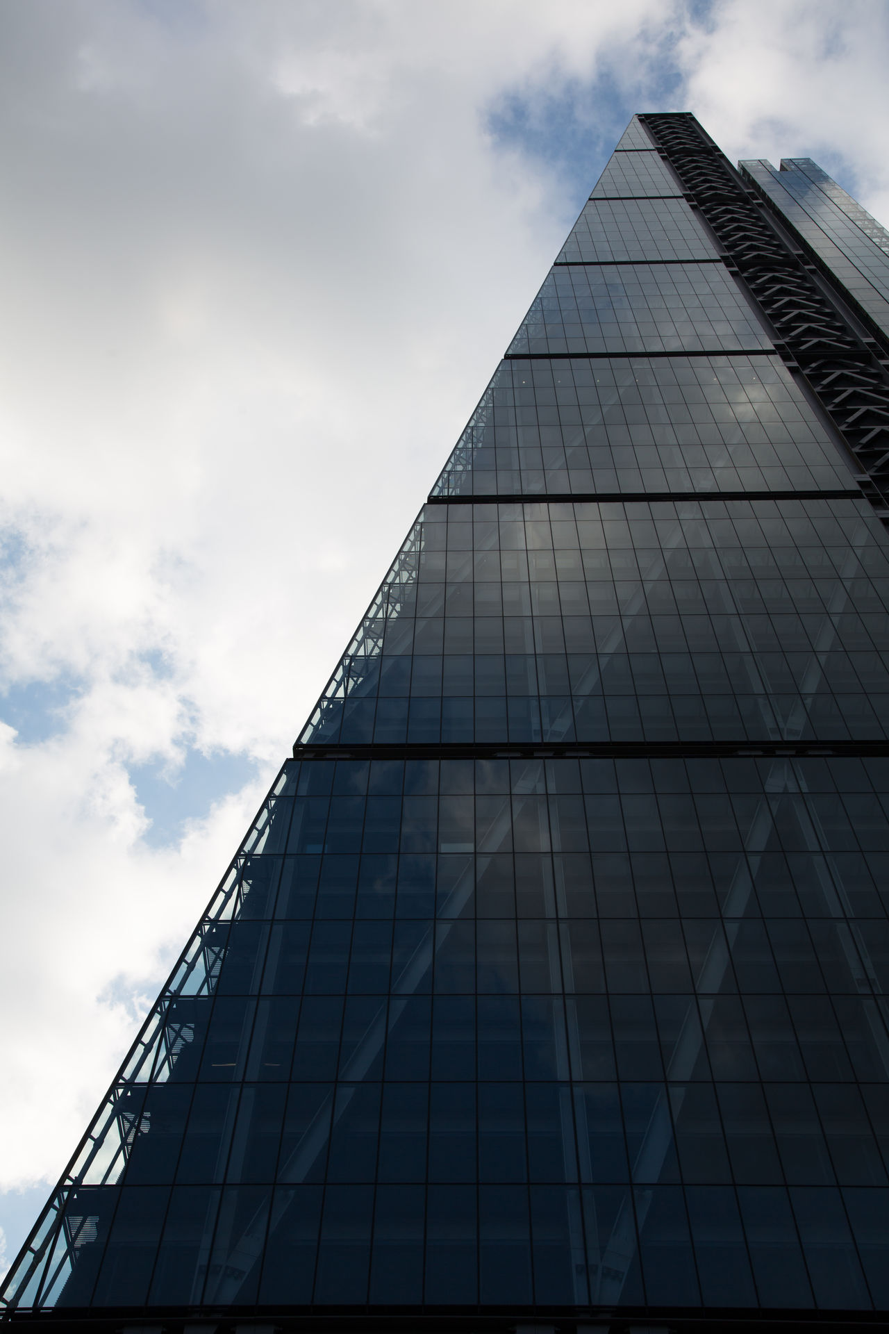 Architecture Building Exterior Built Structure City Cloud - Sky Day Glass - Material LONDON❤ Low Angle View Modern No People Outdoors Sky Skyscraper