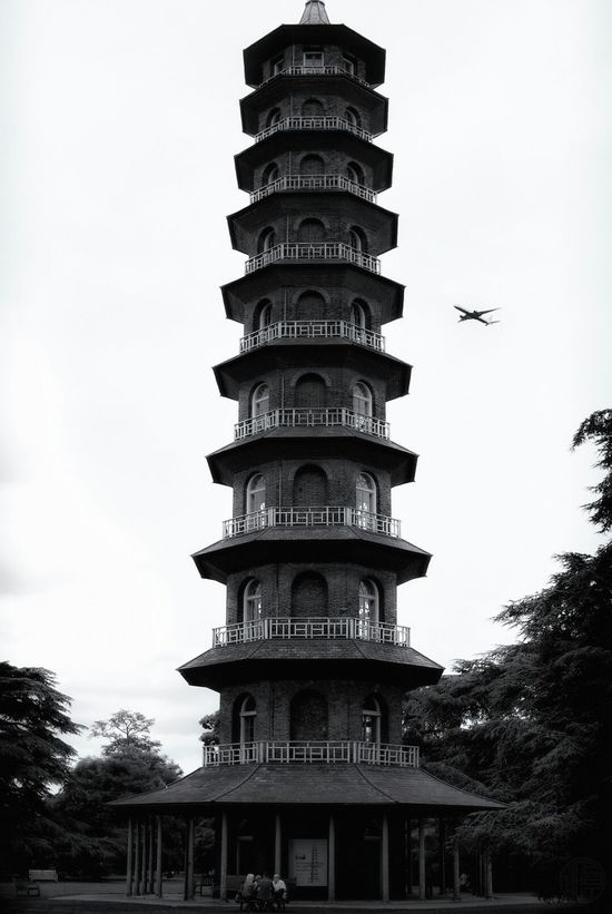 Repetition Taking Photos Hanging Out Black And White Photography Outdoors Pagoda