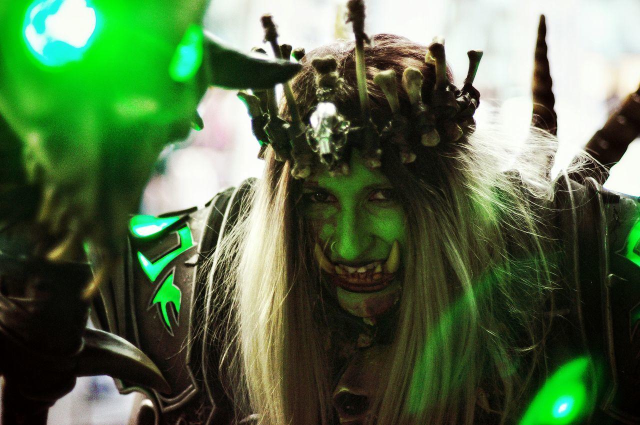 starkon haloween 2016 cosplay Cosplayer Cosplay Convention Starkon WOW Warcraft Warcraft Cosplay