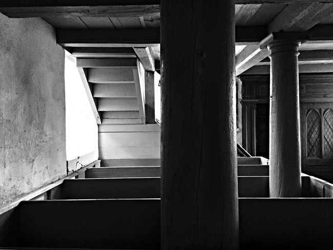 Light And Shadow Blackandwhite Monochrome Architecture