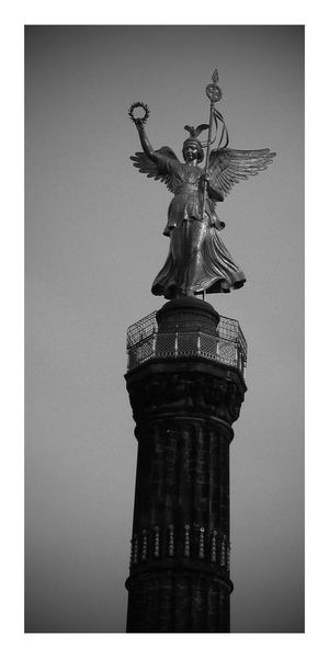 Architectural Column Architecture Berlin Berlin Victory Column Memorial Memories Monument Travel Destinations