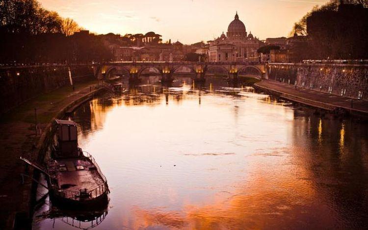 Turism Rome San Pietro