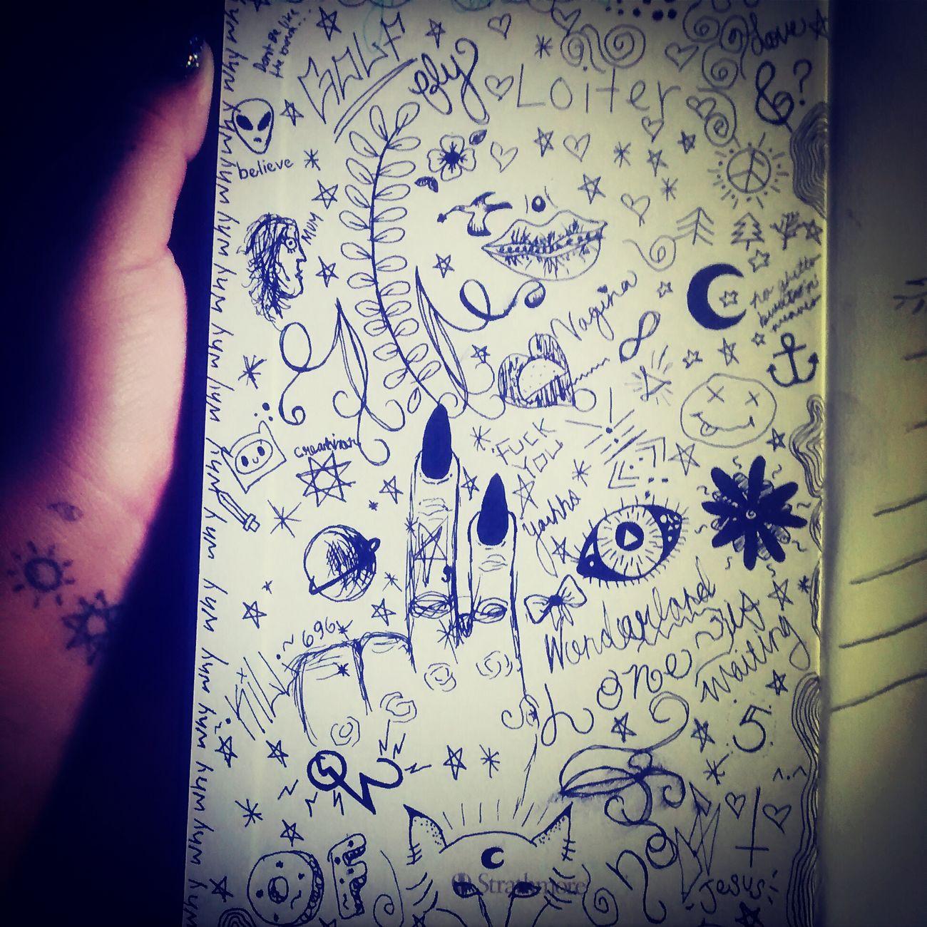 My art ????? Myartbook Tattooed Taking Photos