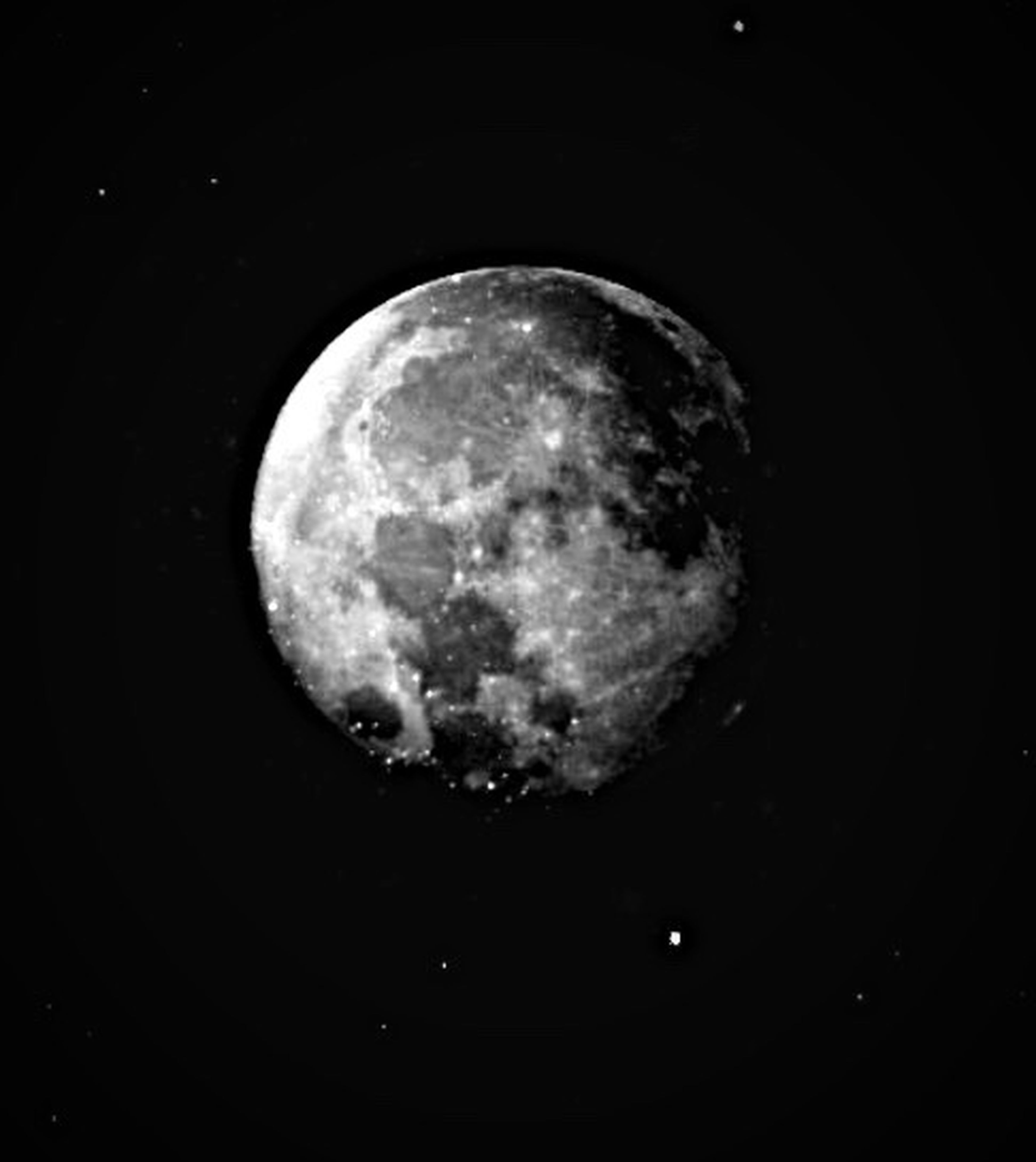 moon, night, nature, full moon, astronomy, beauty in nature, moon surface, tranquility, planetary moon, no people, idyllic, sky, scenics, outdoors, half moon, space, black background, star - space