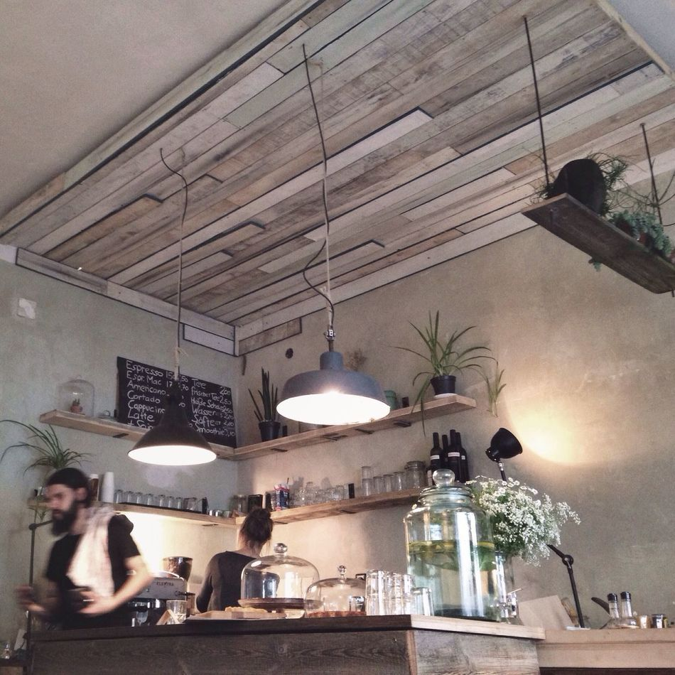 Independent Coffee Culture Cafe Great Interiors