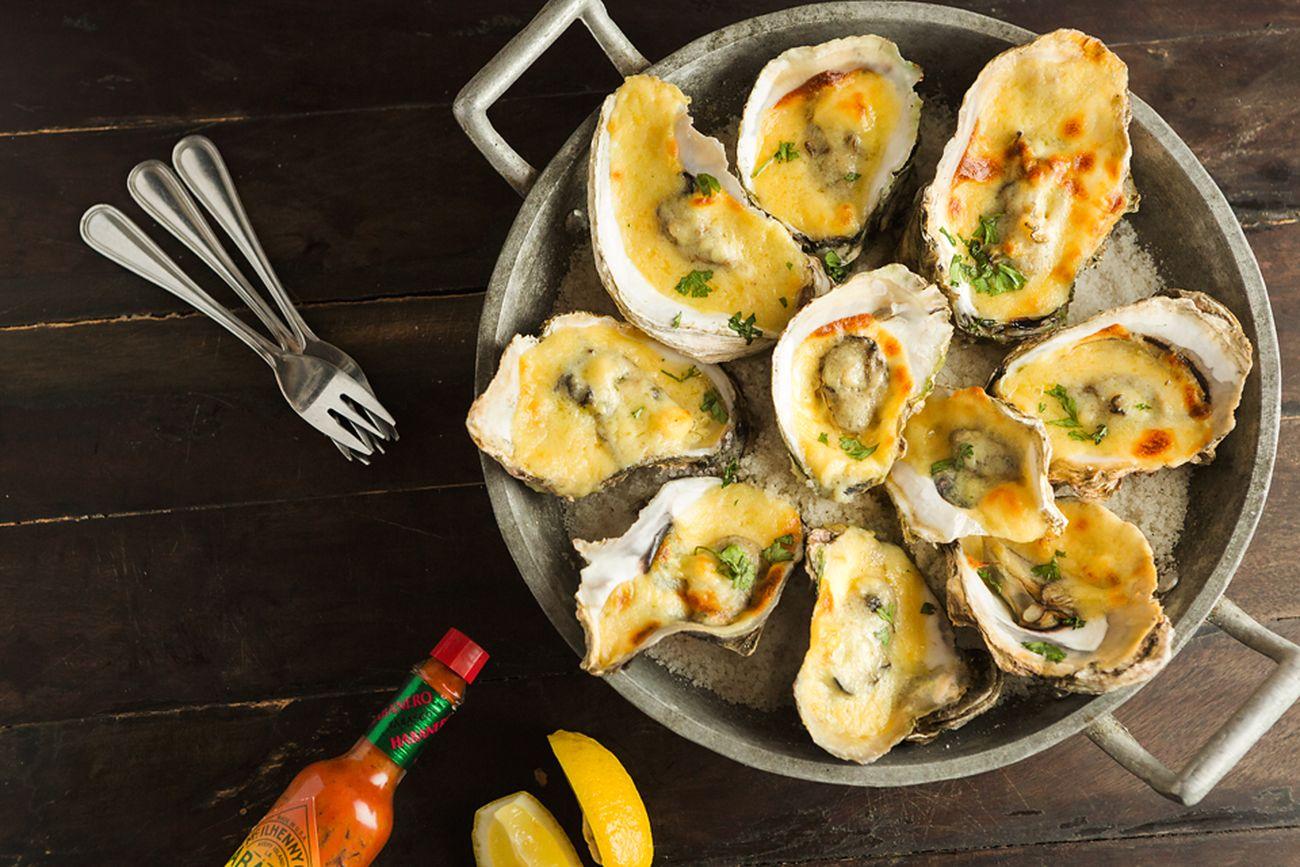 Food Porn Awards baked oysters #foodphotography #foodie #foodstyling #foodstagram #foodporn #f52grams #iluvcebu #feedfeed #yummy #gastropost #pepperph #lifestyle #white #design #onthetable #cebueats #onmytable #instafood #instalike #foodgawker #cebueats #lamikaayo #vsco #eeeeeats #032eatdrink #philippines #ceburestaurants #theartofplating #foodpornshare