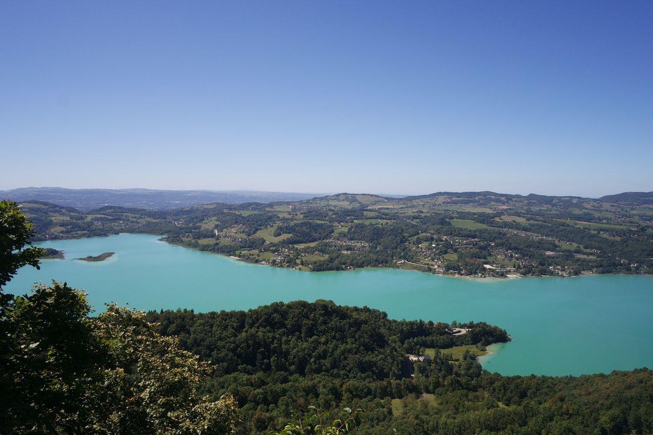 Beautiful stock photos of schnurrbart, tree, water, clear sky, scenics
