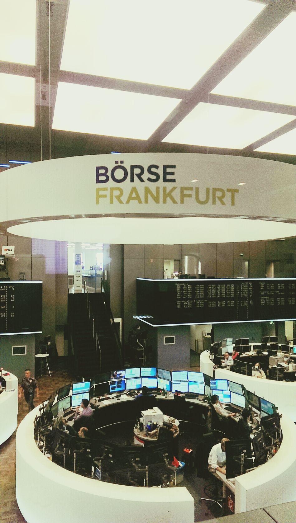 Stockmarket Dax Germany