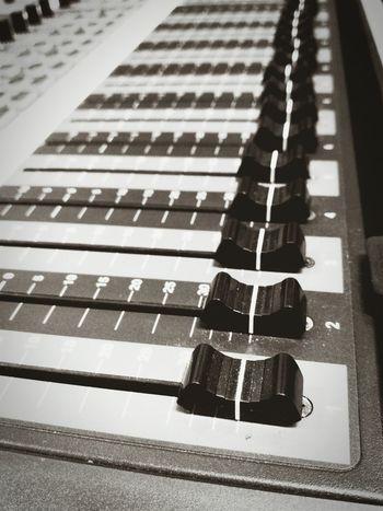 Control Board Black & White Blackandwhite Under Control