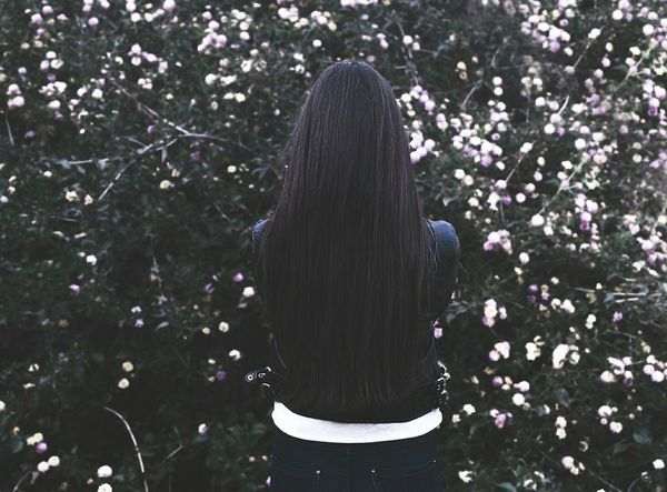 If I'm lost, please, don't find me. Hair Hello World Relaxing That's Me Photography Alone Nature Flowers